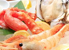 株式会社 Creation/『DobuRoku かに・えび・酒』、他 求人 ジャンルにとわられすぎず、自由な発想で料理を提供しています!日本酒やワインを中心に、豊富な種類のお酒も多数完備!