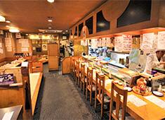 魚河岸料理 夢や/磯会席夢や 芭蕉亭、他/株式会社アーク 求人 開放的な店内は働きやすさも抜群!お客様の顔をしっかりと見ることができやりがいも満載!各店毎に様々な経験ができる!