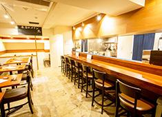 株式会社 太(た) 求人 ▲「和創作 太」より徒歩2分の「食楽 太太太」はスタッフに料理・運営を任せています!独立希望者も大歓迎!