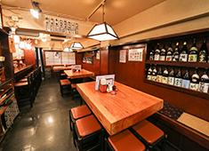 「新宿 古民家 十徳」「十徳 本店」「とく一」etc. 求人 お店の内装もスタッフたちが作っているんですよ!まさに手作りの居酒屋。スタッフ独立の際には、会社全体で応援します!