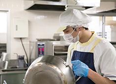 日清医療食品株式会社 横浜支店 求人 ▲飲食業界では実現しづらい、家族との時間もきちんと確保できます。仕事と生活を両立できる職場を探している方ぜひ!