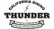 CALIFORNIA DINING THUNDER STEAK&HAMBURGER/株式会社サンライズ 求人情報