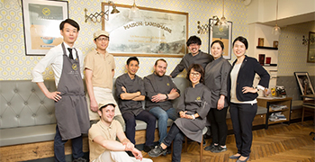 Maison Landemaine Japon(メゾン ランドゥメンヌ ジャポン) 求人