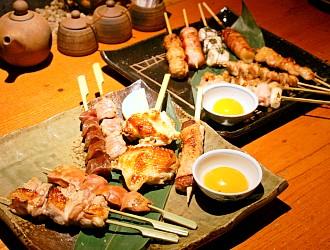 YOKOHAMA KUSHIKOBO GROUP(横浜串工房、横浜商店、今村商店、マルギン、こなひきじじい、他) 求人 【横濱串工房】 リーズナブルな価格で、本格的な串焼きを提供。手打ちの蕎麦も楽しめる和食居酒屋です。