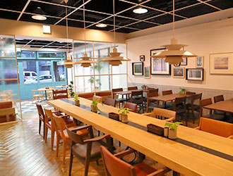 Cafe & Dining ICHI no SAKA(イチノサカ)/株式会社シルバーバックス・プリンシパル