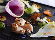 Trattoria Restaurant CARESS 求人 繊細でアートのようなイタリア料理は多くのお客様に愛されています。