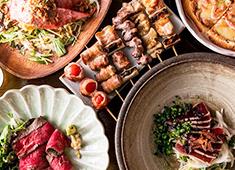 炭屋串兵衛/藤沢串バル CO CORICO/串兵衛グループ(KUSHIBEE Ltd.) 求人 もちろん、料理の味にも定評あり!全店でこだわりを持って営業をしております。