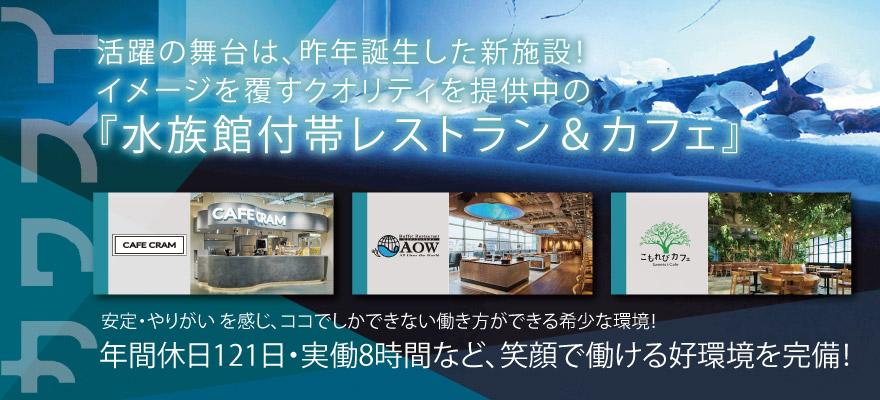 株式会社アクア・ライブ・ネイチャー 求人
