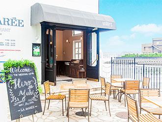 Restaurant LA MAREE(ラ・マーレ)/株式会社日影茶屋