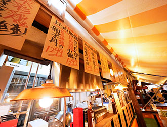 東北食市(渋谷横丁)/(株)浜倉的商店製作所 求人情報