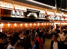株式会社 浜倉的商店製作所 求人 「渋谷横丁」では全国各地の名産料理やソウルフードを提供する「食市」を展開!あなたの出身地のお店もありますよ!