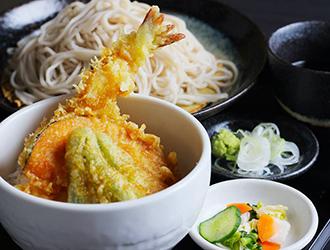 創作SOBAと天ぷら 結庵国分町(ゆいあん)
