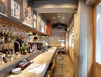 天ぷら酒場 ててて天 一番町店