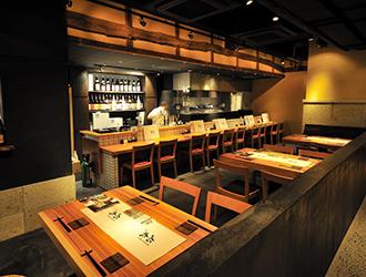 山形蕎麦と炙りの焔蔵・一番町店