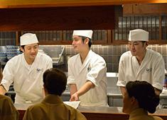 株式会社ジーエフ企画 料理人、職人、洋食からの転職組、未経験者・・・即戦力の方もこれから学びたい方にもそれぞれのキャリアパスプラン有!