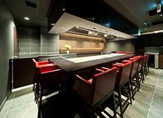 仙台牛鉄板焼 太朗坊 落ち着いた雰囲気の店内。特別な日にご利用頂く事が多いのが特徴です。