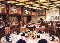 勝山企業株式会社 宴会和食の会場。特別な日をあなたの作る料理で更なる彩りを。