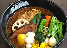 Curry&Cafe SAMA仙台 大学病院前 野菜が切れれば未経験でもスタートする事ができるので大丈夫◎ ゆっくりと丁寧に覚えていきましょう!