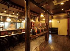 有限会社エム・アイ・ケー 懐かしく心落ち着く店内はお客様の憩いの場。空間創りもこだわりがある店内は一見の価値有り!!