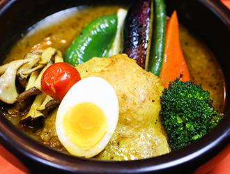 Kanakoのスープカレー 求人