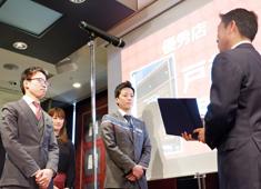 株式会社KRホールディングス【高速道路のサービスエリア・パーキングエリア】 求人 年間を通じた優秀店を表彰。日本中に広がる「かごの屋」全スタッフの頑張りや実績は、きちんと評価しています!