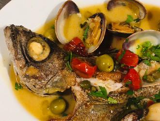 地中海料理と自然派ワイン Gili/株式会社エイト