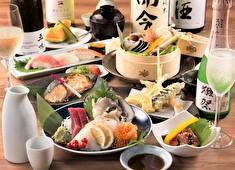 株式会社 魚力【東証一部上場】 求人 寿司ジャンルだけでなく、和食・居酒屋ジャンルでも飲食店を展開しているので、幅広いご経験が活かせる職場です!
